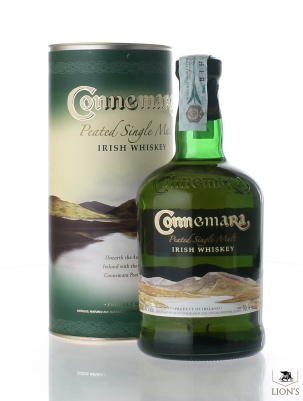 Connemara Peated Irish whiskey