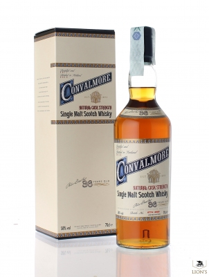 Convalmore 1977 36 years old 58% 70cl B2013