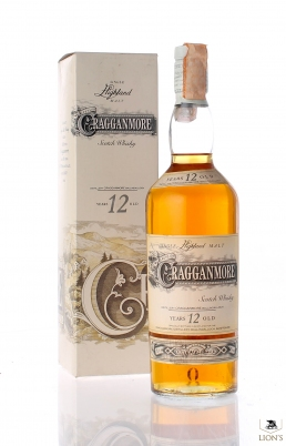 Cragganmore 12 years old 75cl