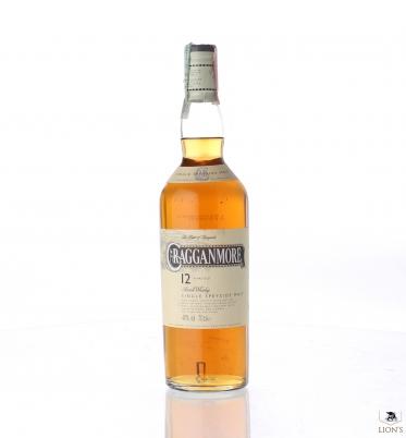 Cragganmore 12yo 70 cl