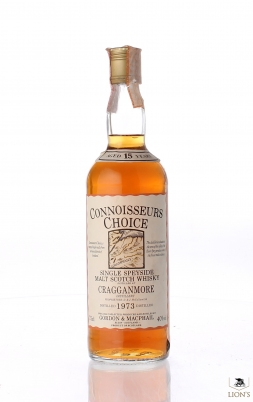 Cragganmore 1973 15yo Connoisseurs Choice