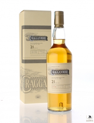 Cragganmore 1989 21 years old 56%