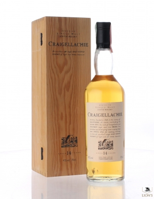 Craigellachie 14 Years Old Flora & Fauna