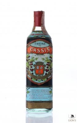 Creme de Cassis Naigeon - Chauveau