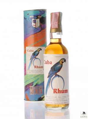 Cuba Paraise rum 1997 Moon Import