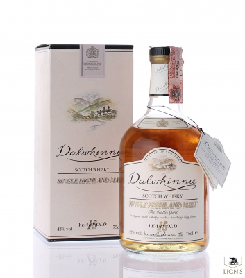 Dalwhinnie 15yo 75 cl