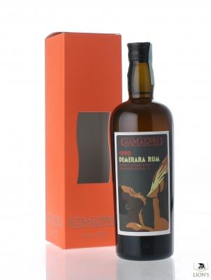 Demerara Rum 1990 cask 18 Samaroli