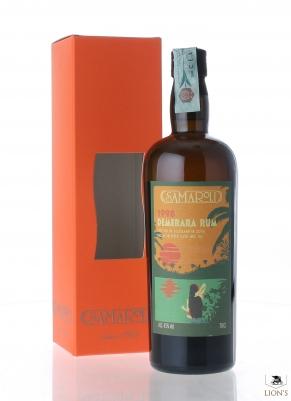 Demerara Rum 1998  cask 56 Samaroli