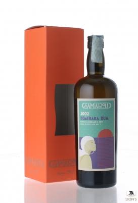 Demerara Rum 2002 cask 7 Samaroli