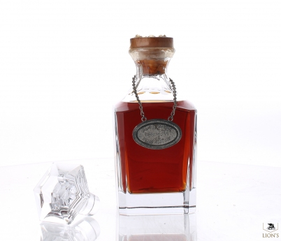 Cognac Denis Mounie Grande Reserve Edouard VII Decanter