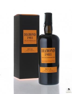 Diamond 1981 31 years old 60.1%  Velier