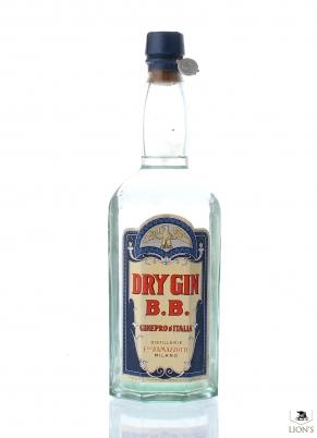 Dry Gin Ramazzotti 45% 1 litre