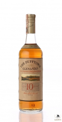 Dufftown 10 years old 75cl