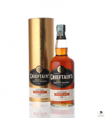 Dufftown 1987 14yo Chieftain's