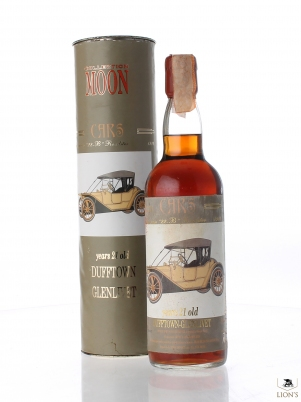 Dufftown 21 years old 58% Moon Imp. Cars