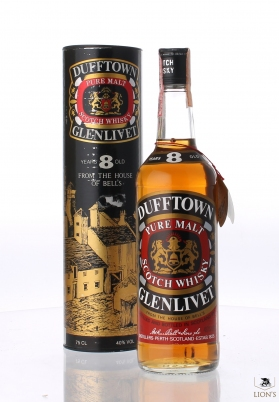 Dufftown 8 years old 75cl