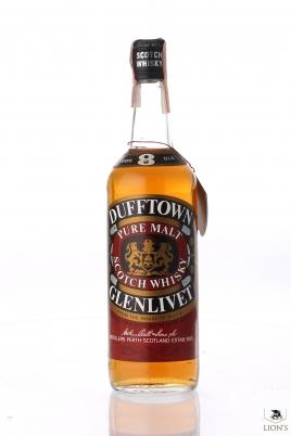 Dufftown 8 years old