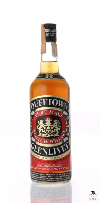 Dufftown 8 years old 46% 75cl
