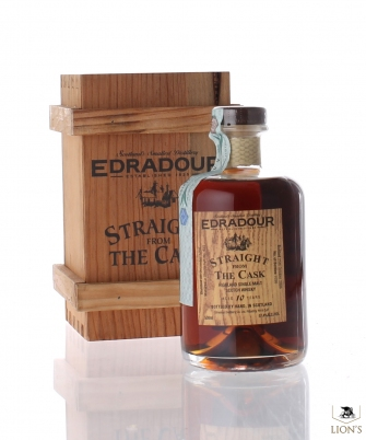 Edradour 1995 10yo 57.4% Straight from the cask