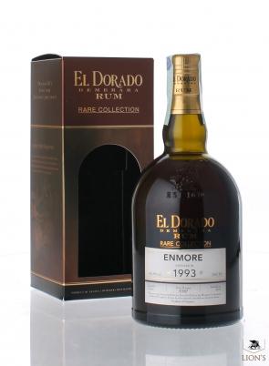 El Dorado Rum Enmore 1993 56.5%