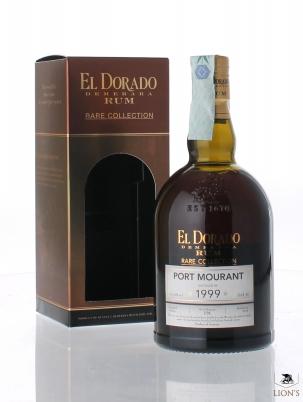 El Dorado Rum Port Mourant 1999 61.4%