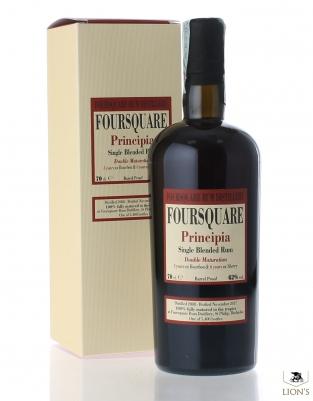 Rum Forsquare Principia 2008 62%