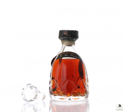 Gaston De Lagrange Cognac Crystal Decanter