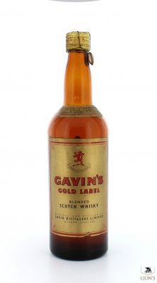 Gavin's Gold Label