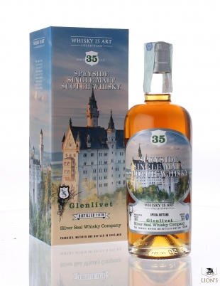 Glenlivet 1979 35 years old 51.3% Silver Seal