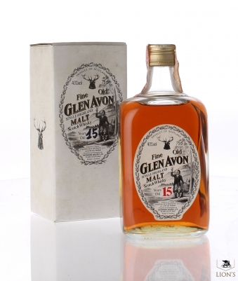 Glen Avon 15 years old