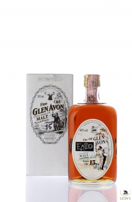 Glen Avon 1974 15 years old Emilio