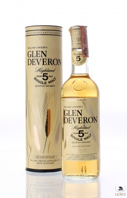 Glen Deveron 5 Years Old