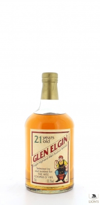 Glen Elgin 21yo Wee Cooper o' Fife