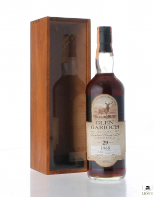 Glen Garioch 1968 29 years old 56.9% cask 623