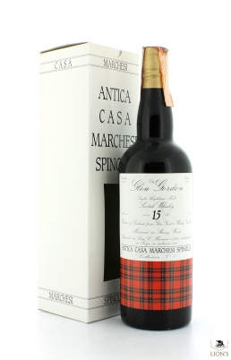 Glen Gordon 1974 15yo Marchesi Spinola