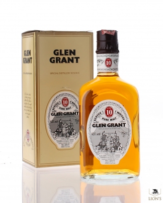 Glen Grant 10 years old 75cl