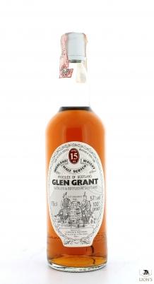 Glen Grant 15yo 57%