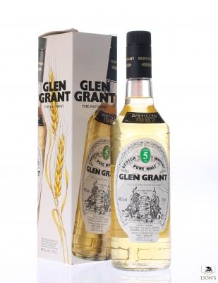 Glen Grant 1987 5yo 40% 70 cl