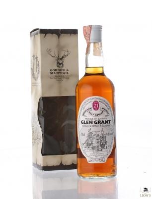 Glen Grant 25yo 40% 75cl G&M