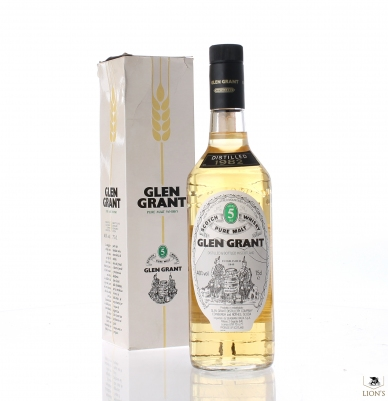 Glen Grant 1982 5 years old