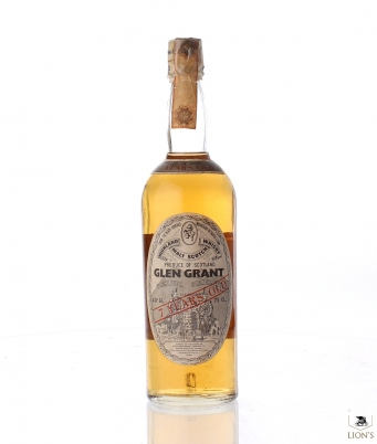 Glen Grant 7 Years Old