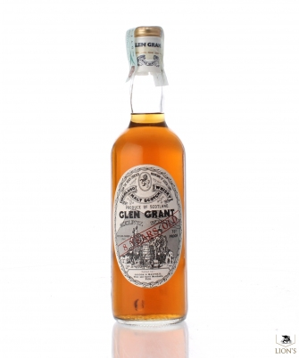 Glen Grant 8yo G&M
