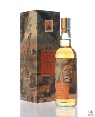 Glen Keith 1993 21 years old Antique Lions of Whisky