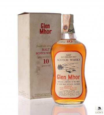 Glen Mhor 10 years old
