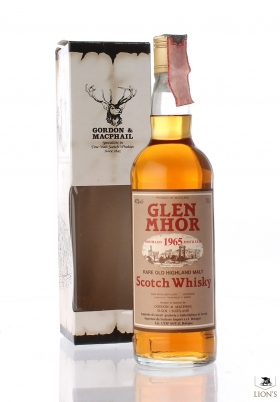 Glen Mhor 1965 G&M