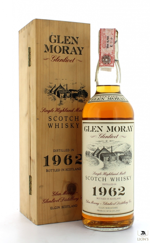 Glen Moray 1962 24yo One Of The Best Types Of Scotch Whisky
