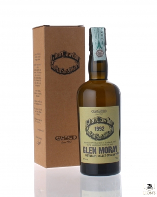 Glen Moray 1992  samaroli