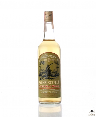 Glen Scotia 5 years old
