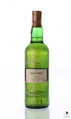 Glen Spey 1981 13yo Cadenhead