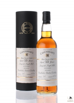 Glenallachie 13 years old CADENHEAD'S